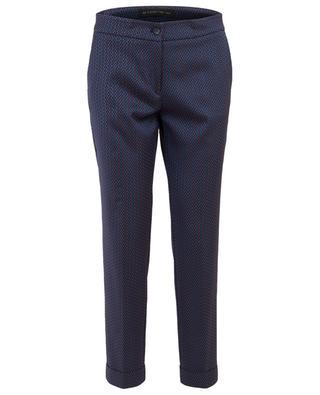 Pantalon raccourci en viscose mélangée ETRO