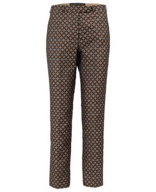 Straight brocade trousers ETRO