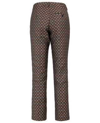 Pantalon droit en brocart ETRO