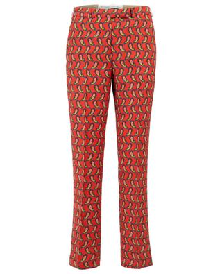 Tapered viscose trousers ETRO