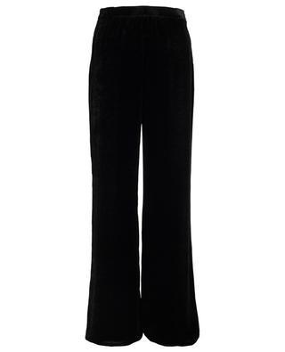 Wide-leg velvet trousers ETRO