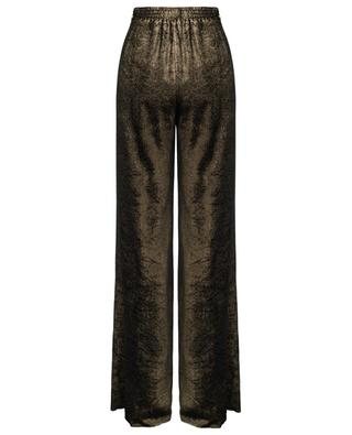 Lurex wide trousers ETRO