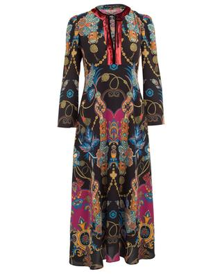 Printed midi-length dress ETRO