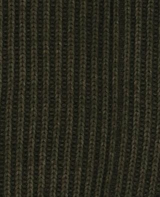 Bonnet en laine mérinos FILIPPO DE LAURENTII