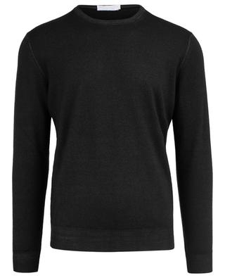 Feiner Pullover aus Merinowolle FILIPPO DE LAURENTIIS