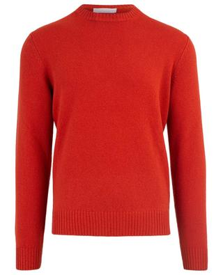Merino wool and cashmere jumper FILIPPO DE LAURENTIIS