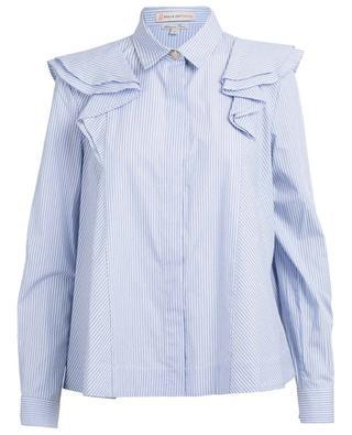 Corole striped cotton shirt PAUL & JOE SISTER