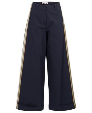 Mekano wide-leg cotton trousers PAUL & JOE SISTER
