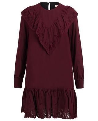 Robe courte en coton Orlane PAUL & JOE SISTER