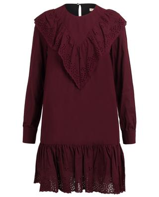 Orlane short cotton dress PAUL & JOE SISTER