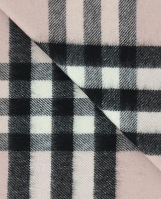 Mini écharpe en cachemire Check BURBERRY