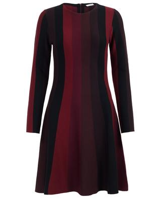 Mittellanges Kleid aus Wolle AKRIS PUNTO