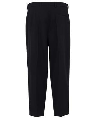 Pantalon large en laine AKRIS PUNTO