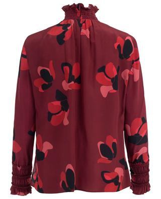 Bluse aus Seide mit Print AKRIS PUNTO