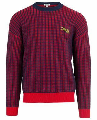 Pullover aus Wollmix KENZO