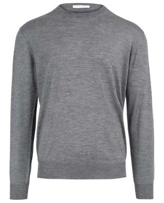 Cashmere and silk round neck jumper CRUCIANI