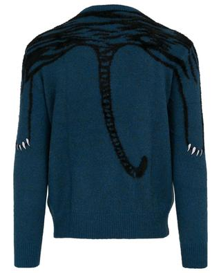 Jacquard-Pullover Claw Tiger KENZO