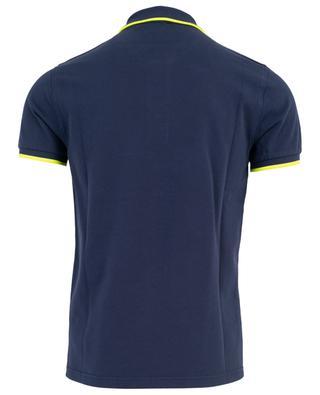 Slim-Fit Polohemd aus Baumwolle Tiger Crest KENZO