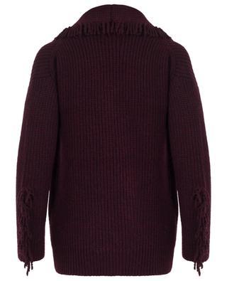 Pull en laine vierge mélangée MARC CAIN