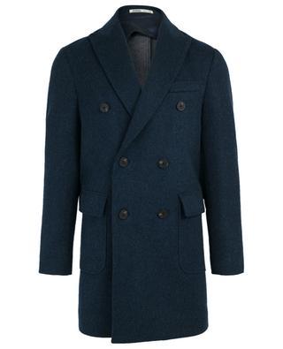 Virgin wool and mohair coat MAURIZIO BALDASSARI