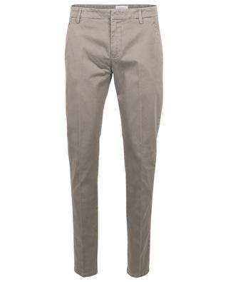 Gaubert cotton-blend trousers DONDUP