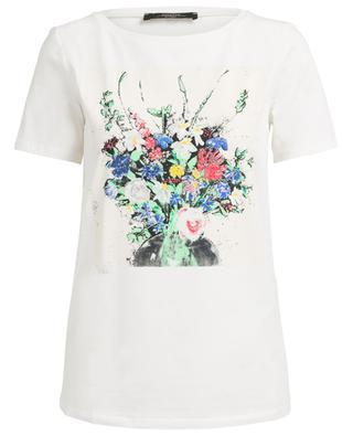 T-Shirt aus Baumwollmix Enna WEEKEND MAXMARA