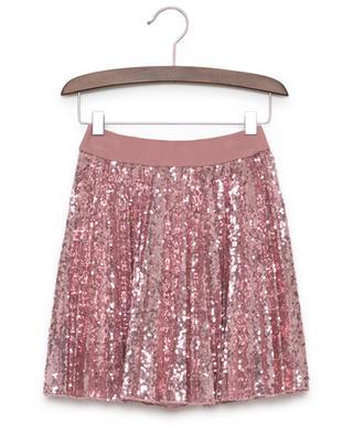 Embroidered pleated skirt MONNALISA