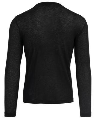 Feiner Pullover aus Wollmix DONDUP