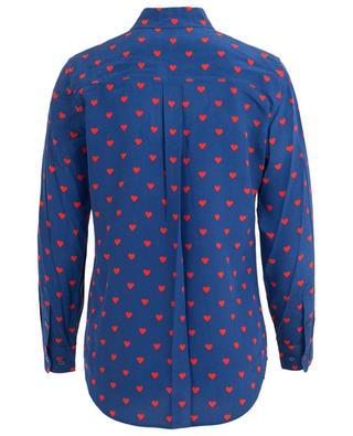 Printed silk shirt EQUIPMENT