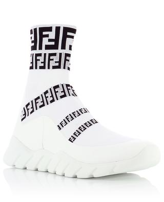 Baskets chaussette FF FENDI