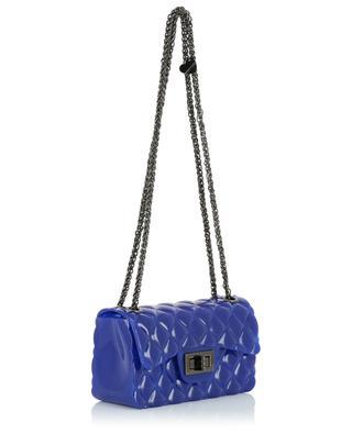 Glam rubber shoulder bag MONNALISA