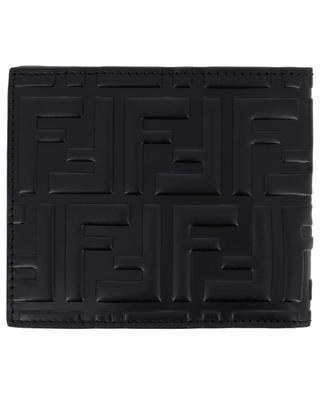 FF leather wallet FENDI