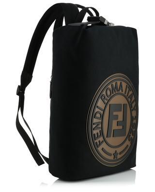 Fendi Stamp canvas backpack FENDI