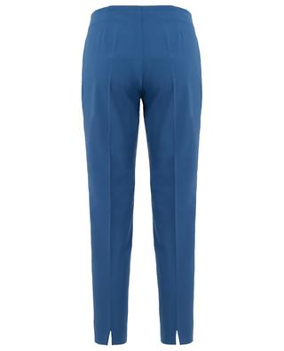 Monia virgin wool blend trousers PIAZZA SEMPIONE