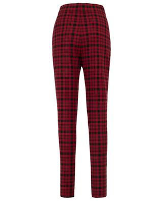 Pantalon skinny à carreaux PHILOSOPHY