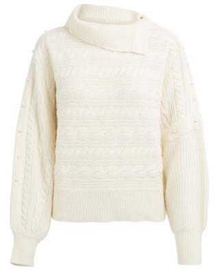 Pull en laine vierge mélangée PHILOSOPHY