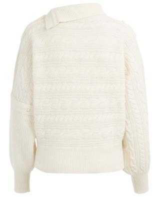 Virgin wool blend knit jumper PHILOSOPHY