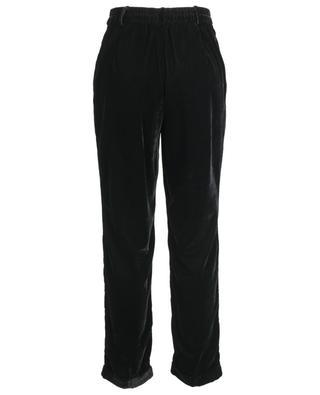 Pantalon uni raccourci Clement TOUPY