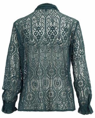 Denise lace shirt TOUPY