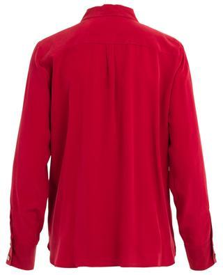 Hemd aus Seide Rafale TOUPY