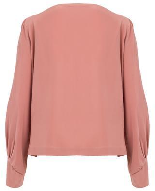 Resa silk blouse TOUPY