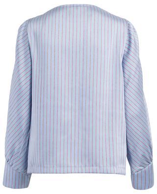 Theresa striped blouse TOUPY