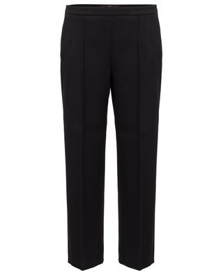 Cropped wool trousers WINDSOR