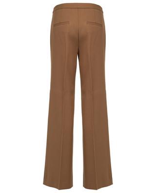Pantalon large en laine WINDSOR