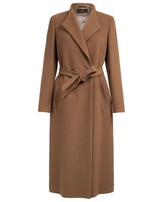 Manteau en poil de chameau WINDSOR