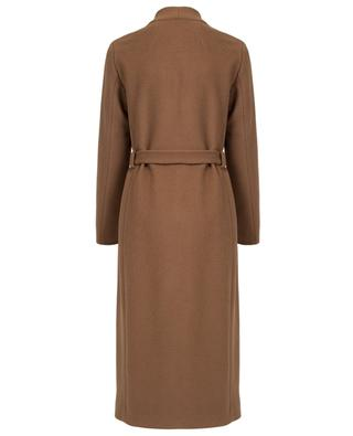 Camel hair coat WINDSOR