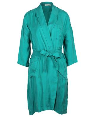 Veste en cupro avec ceinture Meadow AMERICAN VINTAGE