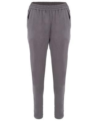 Pantalon fuselé en cupro Meadow MEA193 AMERICAN VINTAGE