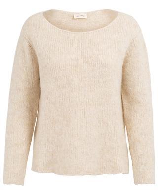 Pullover aus Alpaka-Wollmix Zapitown ZAP248 AMERICAN VINTAGE