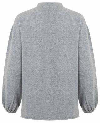 Pullover aus Schurwolle und Kaschmir ALLUDE